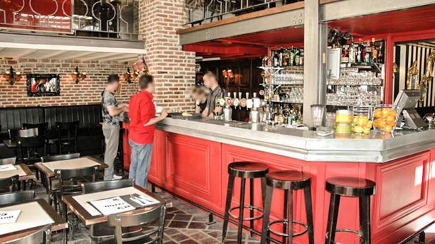 Café Orts Vue intérieur