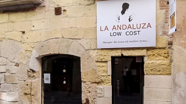 La Andaluza Low Cost Entrada