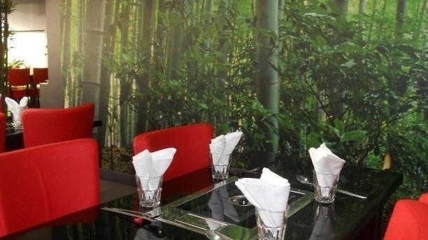 Bamboo Vue de l'intérieur