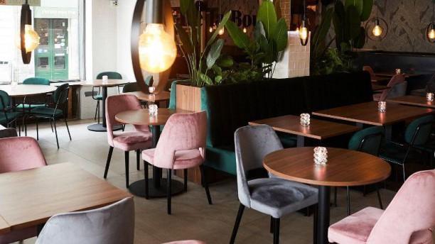 Bar & Kitchen - Hotel De la Bourse Interieur