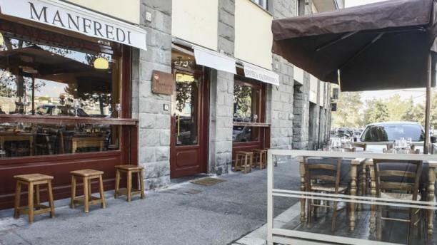 Manfredi Enoteca Gastronomica Terrazza