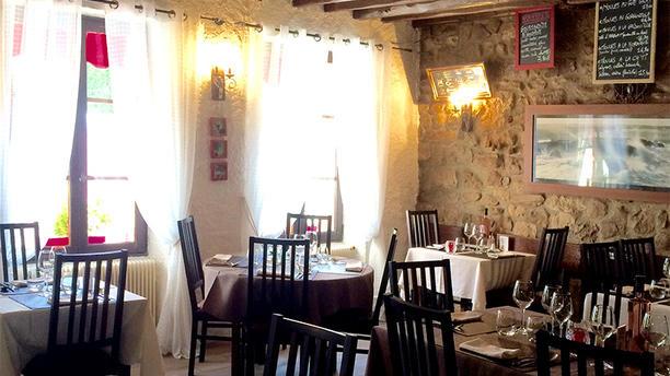 La Taverne à Moules Vue de la salle