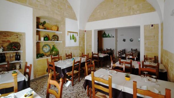 La Taverna del Beato Vista sala