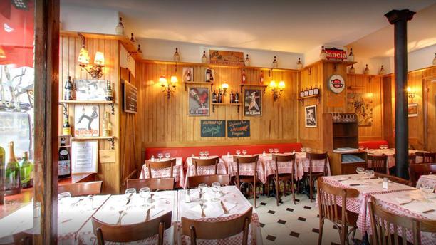 La Villa des Ternes Salle du restaurant