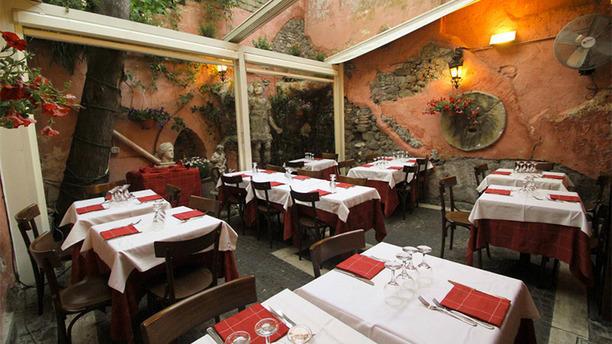 Il giardino romano a roma menu prezzi immagini recensioni e