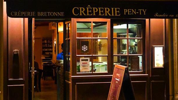 Crêperie Pen-Ty Devanture