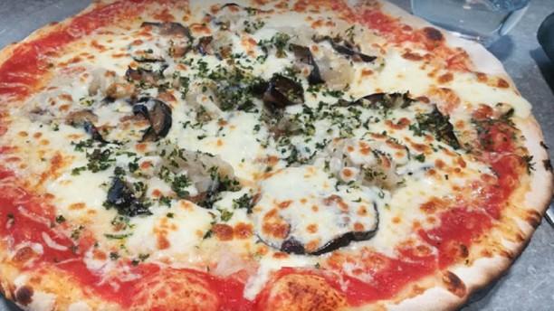 Pizza Marsaletta Suggestion du chef