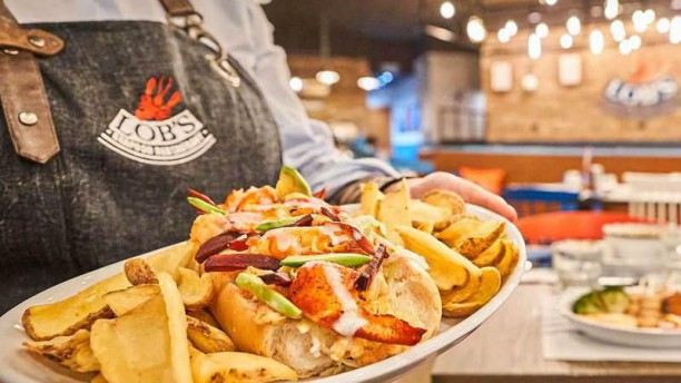 Lob's Seafood Restaurant - Reggio Emilia Sandwiches