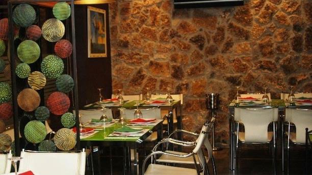 Trattoria Dalí Vista sala