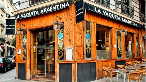 La Vaca Argentina Ópera Vista entrada