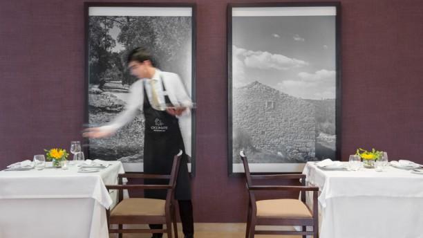 O Convite by Dom Gonçalo Hotel Detalhe da sala | Restaurant detail