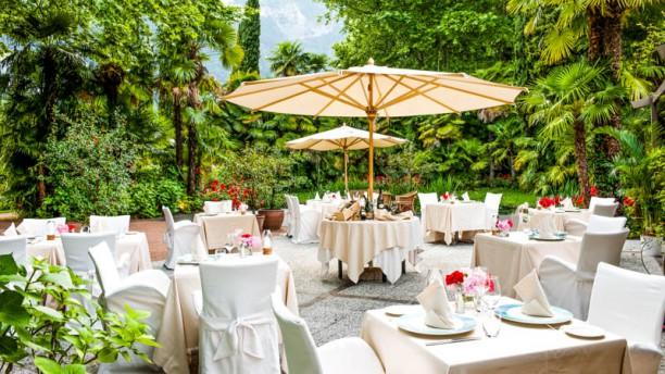 La Capannina Pizza and Grill  Du Lac et Du Parc Grand Resort La Capannina Pool Restaurant