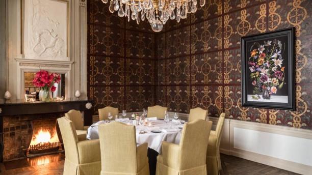 Château Restaurant Neercanne Het restaurant