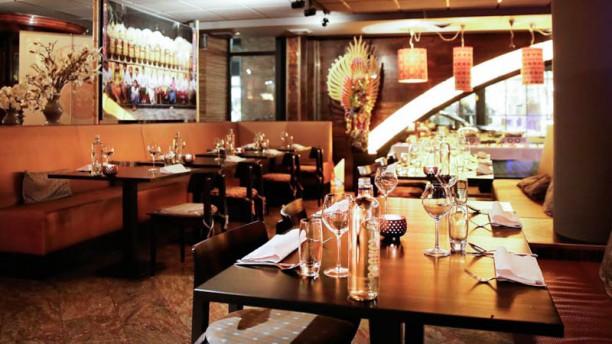 Djadjan Indonesisch Restaurant het restaurant