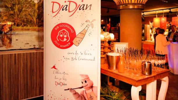 Djadjan Indonesisch Restaurant ingang