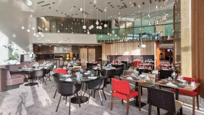 Novotel Lyon Confluence - Restaurant - Lyon