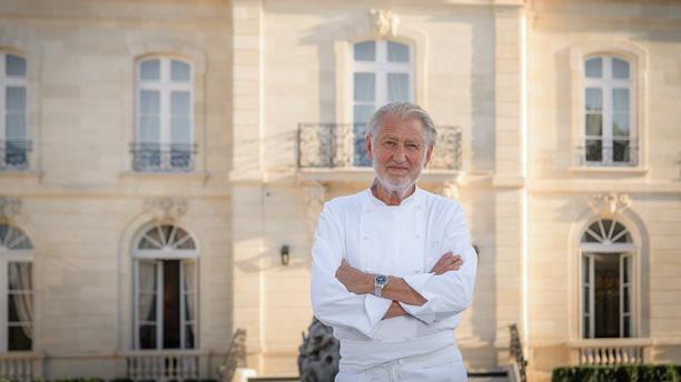 Pierre Gagnaire - La Grande Maison Magrez Pierre Gagnaire