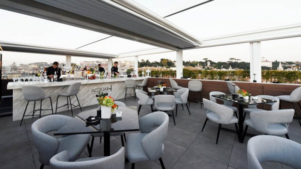 Acquaroof Terrazza Molinari In Rome Restaurant Reviews
