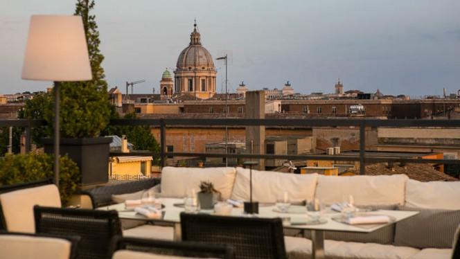 Terrazza - Acquaroof Terrazza Molinari, Rome