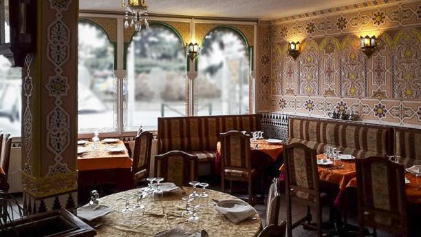 Restaurant La Grange Sainte Geneviève Des Bois - RestaurantÉtoile du Marocà Sainte Genevi u00e8ve des Bois Menu, avis, prix et réservation