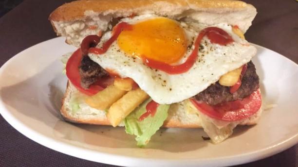 Trani A Go Go Panino con Hamburger di Bovino