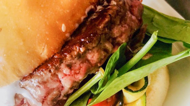 Le burger co restaurant route de corbeil