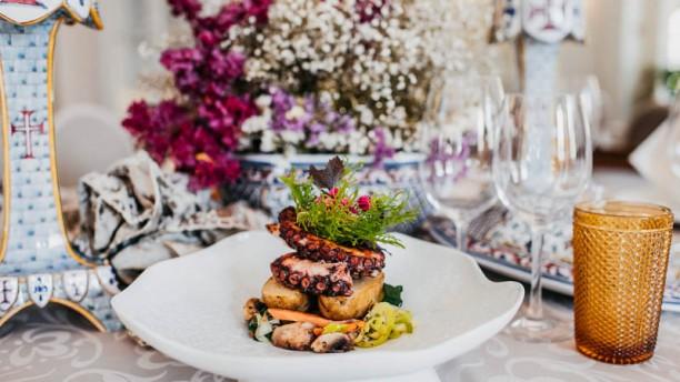 Il Vivaldi - Mediterranean Cuisine Sugestão do chef