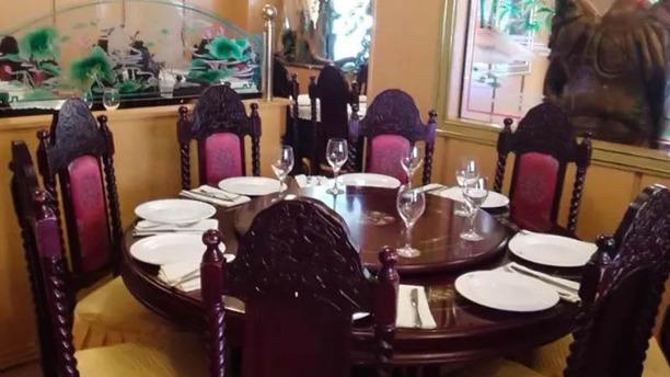 Zhen Bao Vista mesa