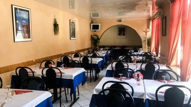 Les Délices de Rosny Salle du restaurant