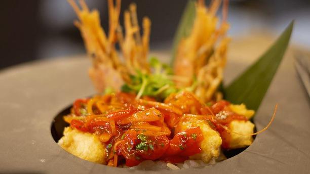 Kaizen Sushi Lab Piatto