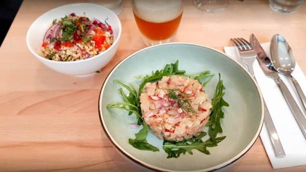 Bol Restaurant (L'Atelier Cru) Suggestion de plat
