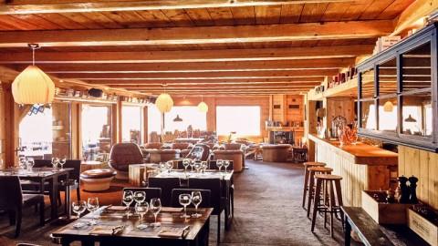 restaurant - Café Woody - Megève