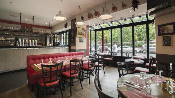 restaurante chez papa en paris opiniones men y precios. Black Bedroom Furniture Sets. Home Design Ideas