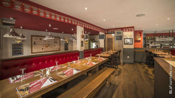 chez papa in paris restaurant reviews menu and prices thefork. Black Bedroom Furniture Sets. Home Design Ideas