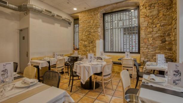 Arròs i Peix - Girona Vista de sala