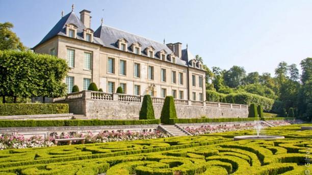 Le Nymphée Château d'Auvers