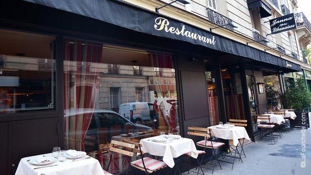 Janna Bienvenue au restaurant Janna