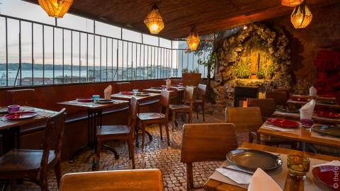 Chapitô à Mesa - Terrace Grill, Lisboa