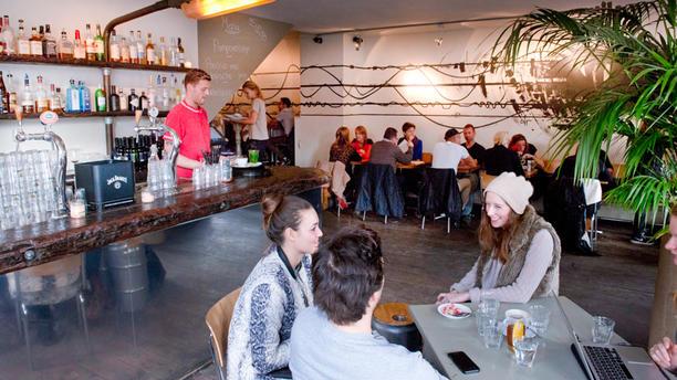 Brandstof Restaurant