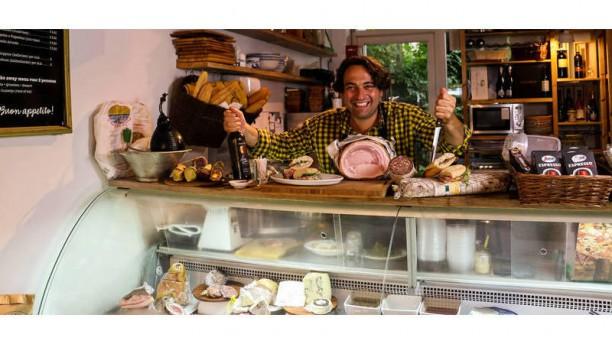 La Zia Maria Italiaanse Delicatessen & Traiteur traditie uit italie