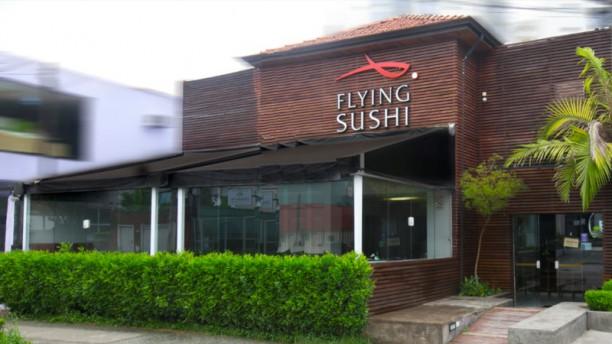Flying Sushi - Paraíso Entrada