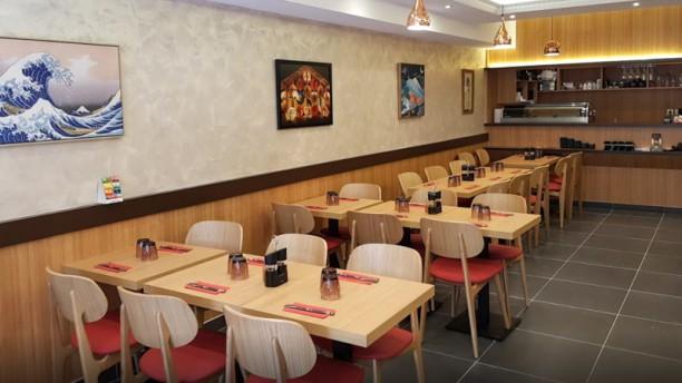 Kintaro Salle du restaurant