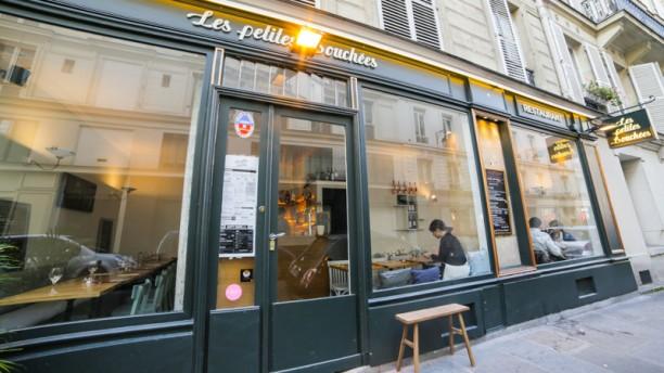 Les Petites Bouchées Restaurant Les Petites bouchées Paris 4