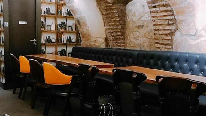 SeaTea Paris - Restaurant - Paris