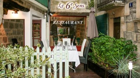 restaurant - Le 6eme sens - Brive-la-Gaillarde
