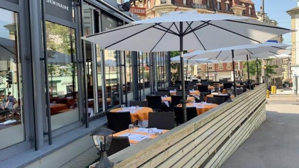 Restaurant de l'Ours Terrasse