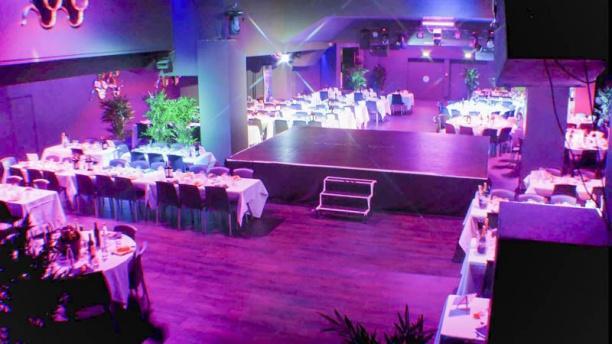 Brasil Tropical Vue salle