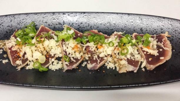 Sushi Jidai suggestion du chef