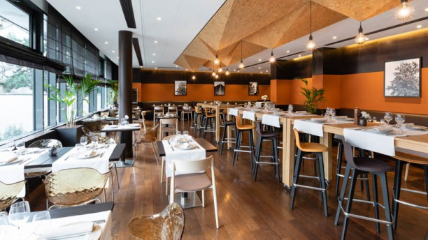 Cepia Restaurant Terrasse Lounge Bar Salle