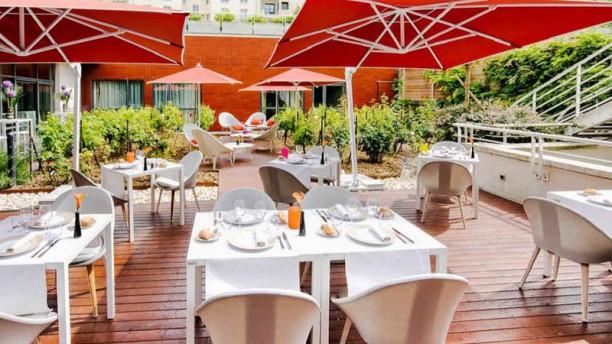 Cepia Restaurant Terrasse Lounge Bar Terrasse